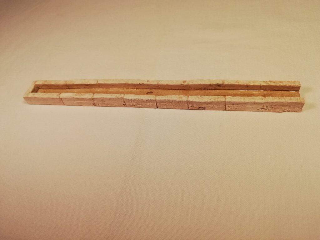 Béalière longue Prix: 3,5 €  Dim: 21,5 x 2 x 1 cm  Poids approximatif: 44,4 g